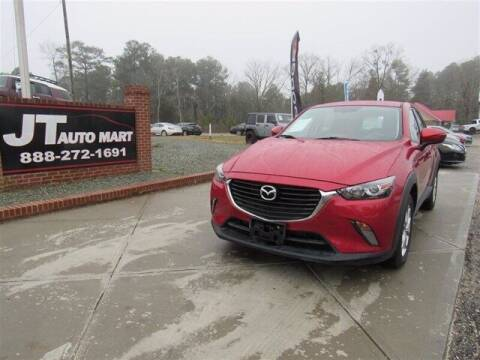 2016 Mazda CX-3 for sale at J T Auto Group in Sanford NC