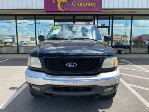 2003 Ford F-150 for sale at Washington Motor Company in Washington NC
