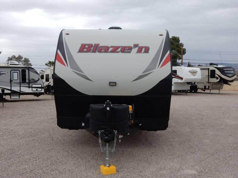 2018 Pacific Coach Works Blaze'n22FS for sale at Eastside RV Liquidators in Tucson AZ
