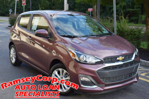 2021 Chevrolet Spark for sale at Ramsey Corp. in West Milford NJ