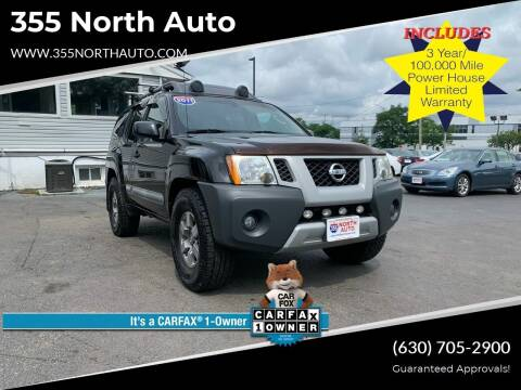 2011 Nissan Xterra for sale at 355 North Auto in Lombard IL