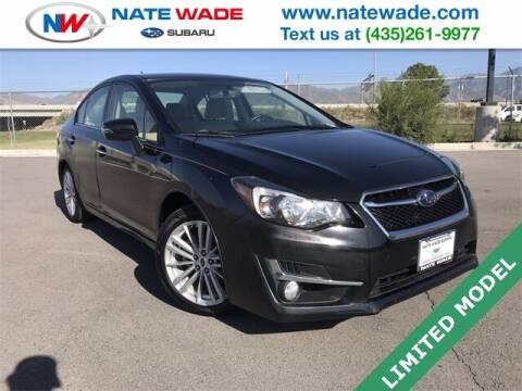2015 Subaru Impreza for sale at NATE WADE SUBARU in Salt Lake City UT