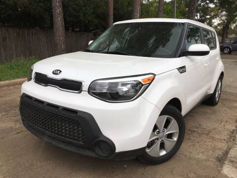 2016 Kia Soul for sale at Laguna Niguel in Rosenberg TX