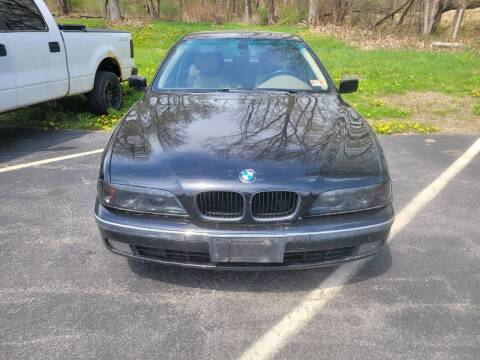 2000 BMW 5 Series for sale at Sussex County Auto & Trailer Exchange -$700 drives in Wantage NJ