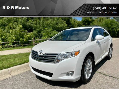 2011 Toyota Venza for sale at R & R Motors in Waterford MI