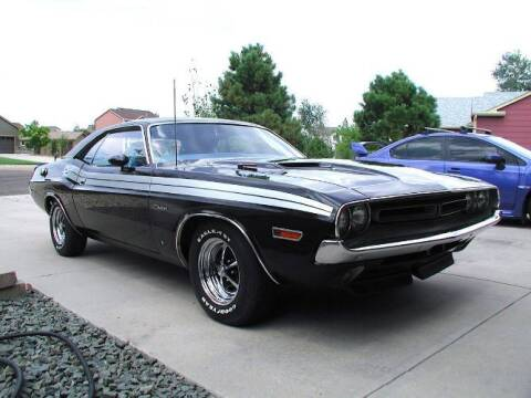 1971 Dodge Challenger for sale at Classic Car Deals in Cadillac MI