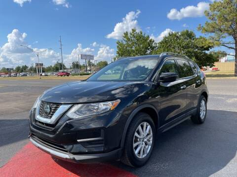 2018 Nissan Rogue for sale at 1st Choice Auto L.L.C in Oklahoma City OK