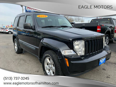 2009 Jeep Liberty for sale at Eagle Motors in Hamilton OH