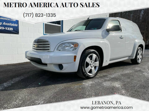 2009 Chevrolet HHR for sale at METRO AMERICA AUTO SALES of Lebanon in Lebanon PA