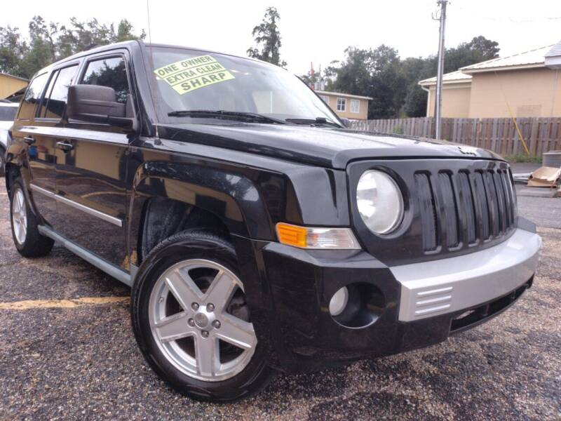 2010 Jeep Patriot for sale at The Auto Connect LLC in Ocean Springs MS