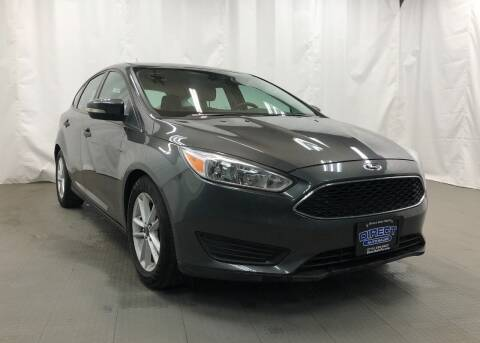 2015 Ford Focus for sale at Direct Auto Sales in Philadelphia PA