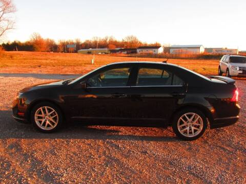 2010 Ford Fusion for sale at Auto World in Carbondale IL