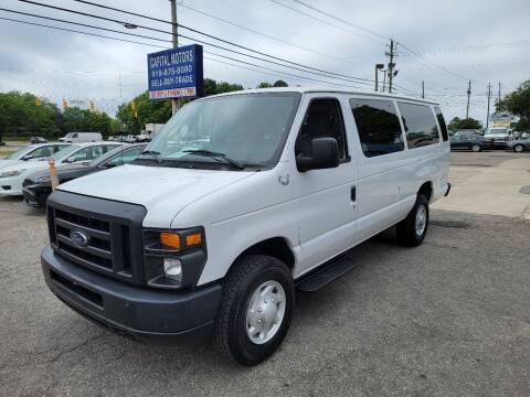 2009 Ford E-Series Cargo for sale at Capital Motors in Raleigh NC