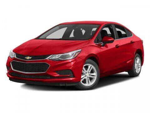 2016 Chevrolet Cruze for sale at Auto Finance of Raleigh in Raleigh NC