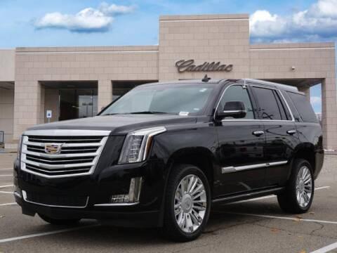 2019 Cadillac Escalade for sale at Suburban Chevrolet of Ann Arbor in Ann Arbor MI