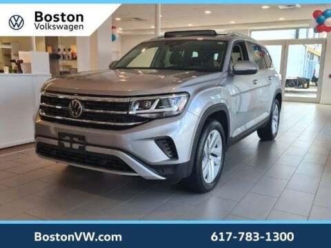 2021 Volkswagen Atlas for sale at Boston Volkswagen in Watertown MA