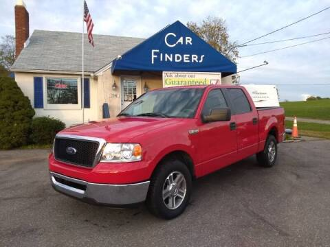 2007 Ford F-150 for sale at CAR FINDERS OF MARYLAND LLC in Eldersburg MD