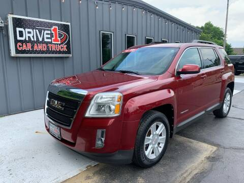 2011 GMC Terrain for sale at Drive 1 Car & Truck in Springfield OH