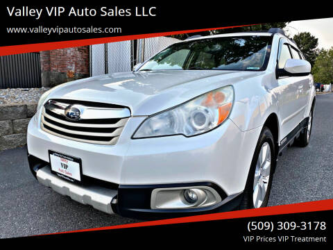 2012 Subaru Outback for sale at Valley VIP Auto Sales LLC - Valley VIP Auto Sales - E Sprague in Spokane Valley WA