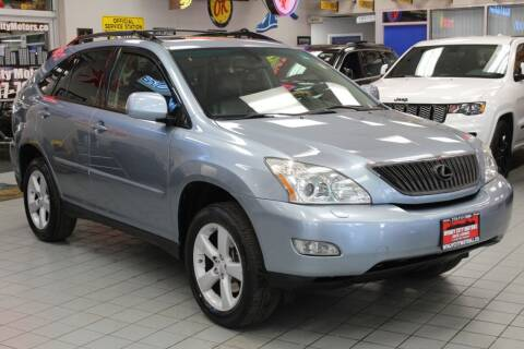 2007 Lexus RX 350 for sale at Windy City Motors in Chicago IL