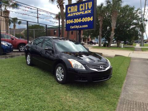 2012 Nissan Altima for sale at Car City Autoplex in Metairie LA