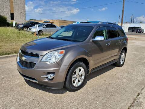 2012 Chevrolet Equinox for sale at DFW Autohaus in Dallas TX