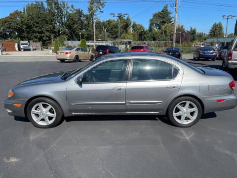 2003 Infiniti I35 for sale at Westside Motors in Mount Vernon WA