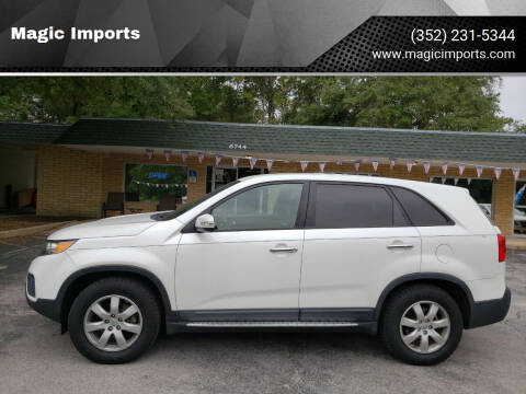 2012 Kia Sorento for sale at Magic Imports in Melrose FL