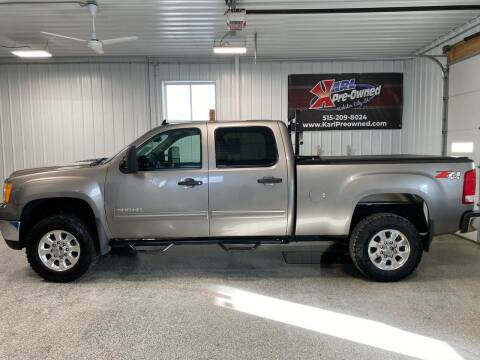 2013 GMC Sierra 2500HD for sale at Karl Pre-Owned - Webster City in Webster City IA