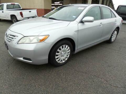 2007 Toyota Camry for sale at SP Enterprise Autos in Garland TX