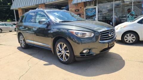 2015 Infiniti QX60 for sale at LOT 51 AUTO SALES in Madison WI