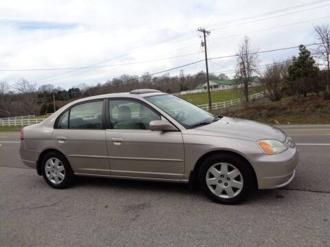 2001 Honda Civic for sale at Car Depot Auto Sales Inc in Seymour TN