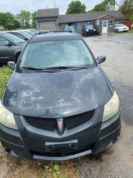 2003 Pontiac Vibe for sale at New Start Motors LLC - Crawfordsville in Crawfordsville IN