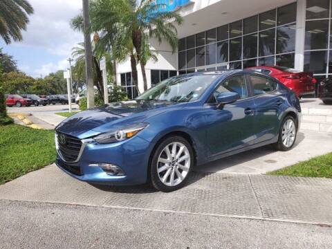 2017 Mazda MAZDA3 for sale at Mazda of North Miami in Miami FL