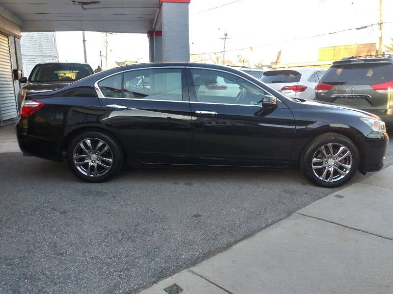 2014 Honda Accord for sale at Choice Motor Group in Lawrence MA