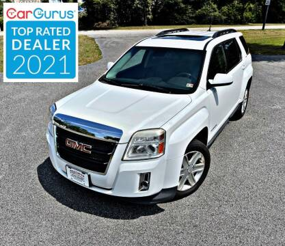 2012 GMC Terrain for sale at Brothers Auto Sales of Conway in Conway SC