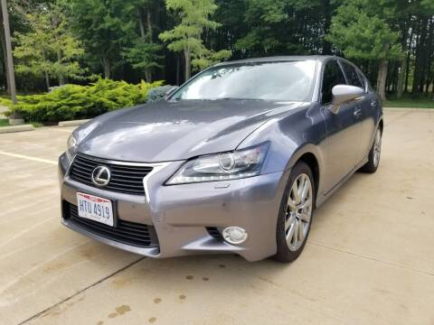 2014 Lexus GS 350 for sale at Lease Car Sales 3 in Warrensville Heights OH