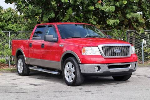 2006 Ford F-150 for sale at No 1 Auto Sales in Hollywood FL