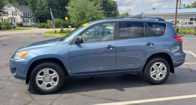 2012 Toyota RAV4 for sale at Healey Auto in Rochester NH