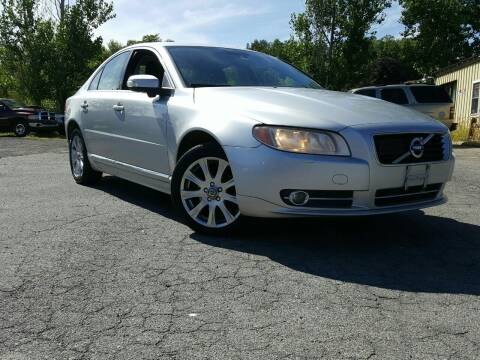 2010 Volvo S80 for sale at GLOVECARS.COM LLC in Johnstown NY