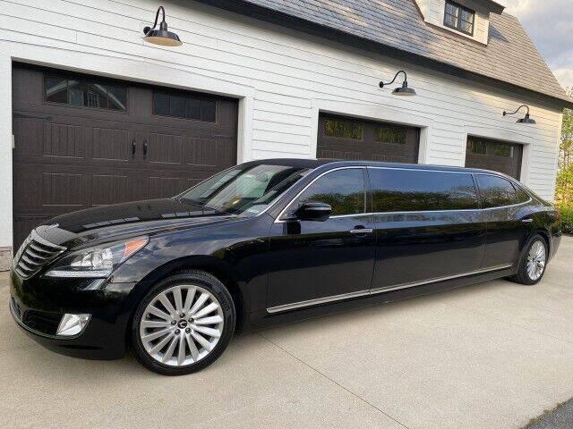 2015 Hyundai Equus for sale at Paris Motors Inc in Grand Rapids MI