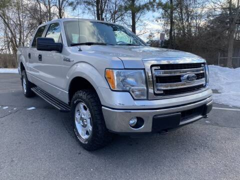 2014 Ford F-150 for sale at PM Auto Group LLC in Chantilly VA