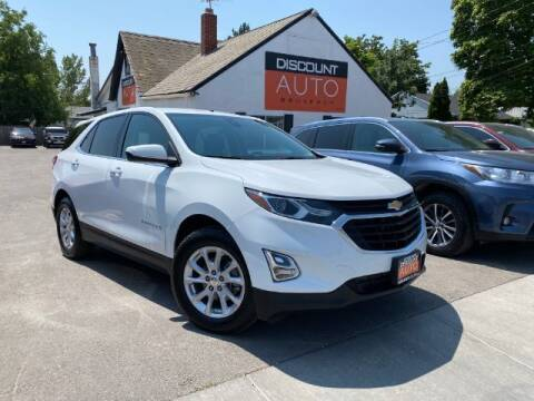 2020 Chevrolet Equinox for sale at Discount Auto Brokers Inc. in Lehi UT