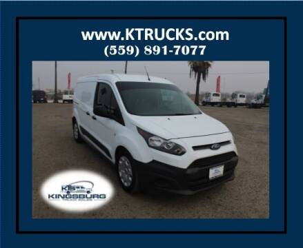 2017 Ford Transit Connect Cargo for sale at Kingsburg Truck Center in Kingsburg CA
