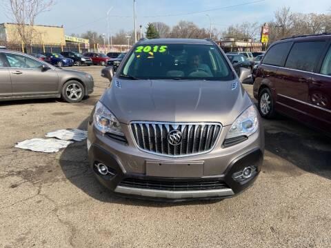 2015 Buick Encore for sale at Automotive Center in Detroit MI