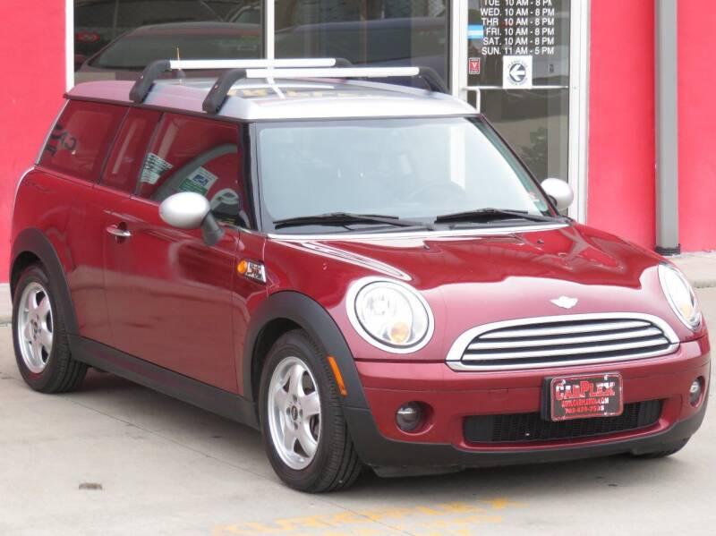2010 MINI Cooper Clubman for sale at CarPlex in Manassas VA