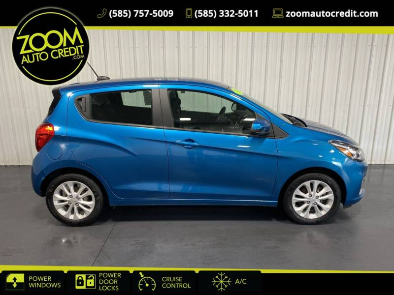 2019 Chevrolet Spark for sale at ZoomAutoCredit.com in Elba NY