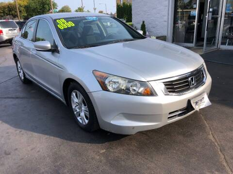 2008 Honda Accord for sale at Streff Auto Group in Milwaukee WI