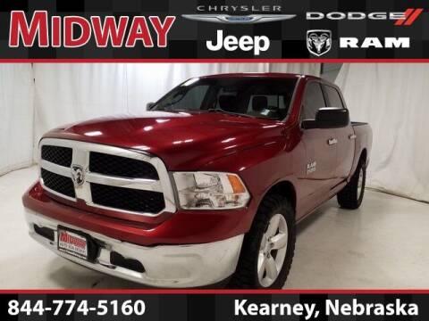 2014 RAM Ram Pickup 1500 for sale at MIDWAY CHRYSLER DODGE JEEP RAM in Kearney NE