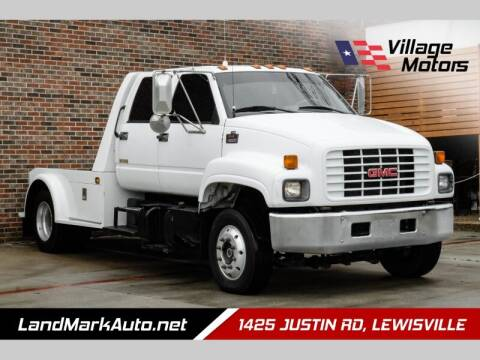 2000 GMC C6500 for sale at Village Motors in Lewisville TX